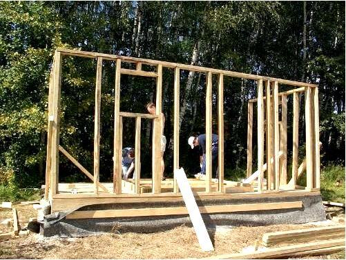 Як побудувати сарай своїми руками - інструкція покрокова!
