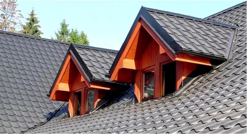 Яка дах краще для заміського будинку