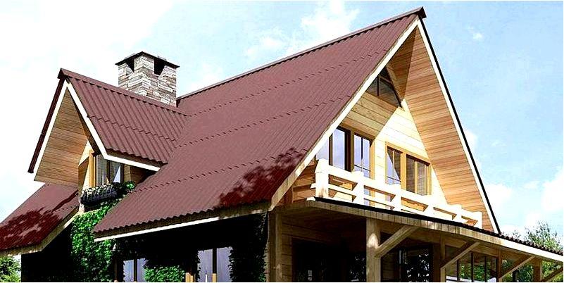 Яку покрівлю краще вибрати для заміського будинку популярні матеріали - блог про будівництво