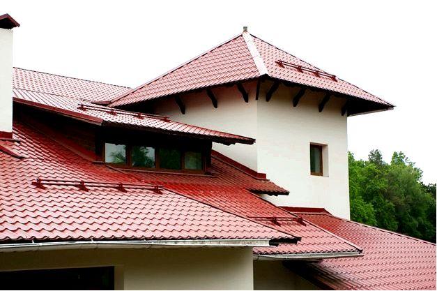 Покрівля для даху обираємо оптимальний матеріал для будинку
