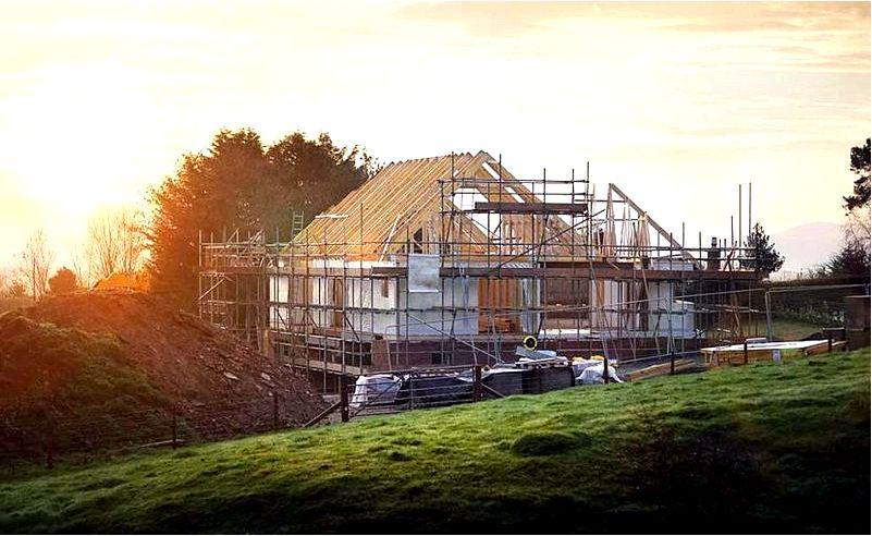Будівництво будинку - з чого почати будувати будинок поетапна інструкція до дії і особливості процес