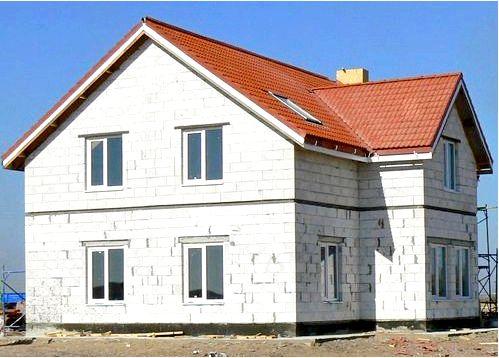 Будівництво будинку своїми руками без досвіду будівництва
