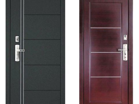 Безопасные двери в дома и квартиры