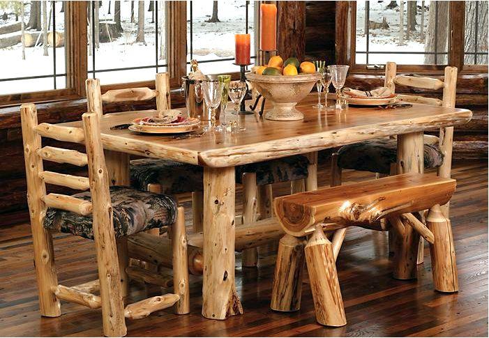 Деревянная мебель - почему она так популярна