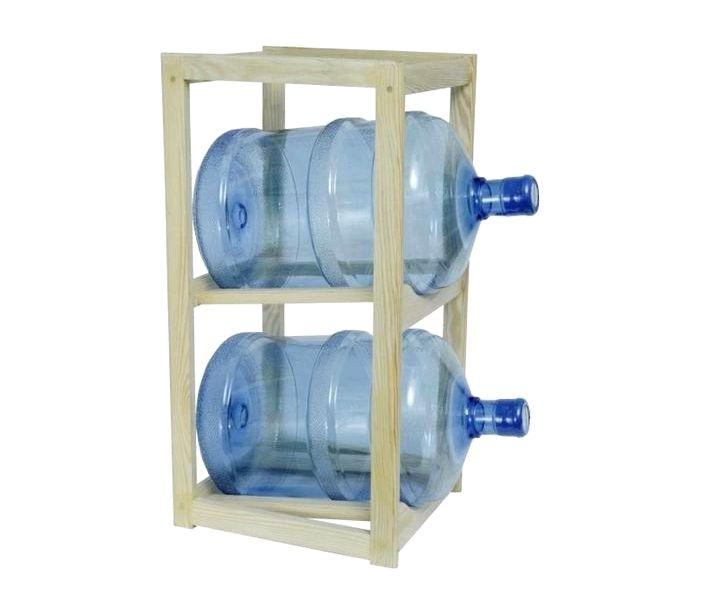 Деревянные подставки для бутылей