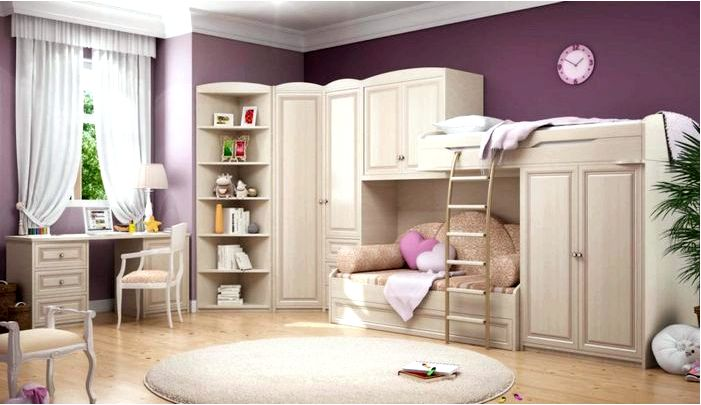 Детская мебель - как выбрать подходящую