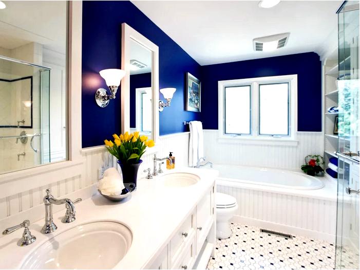 Как обустроить ванную комнату? - Блог о мебели