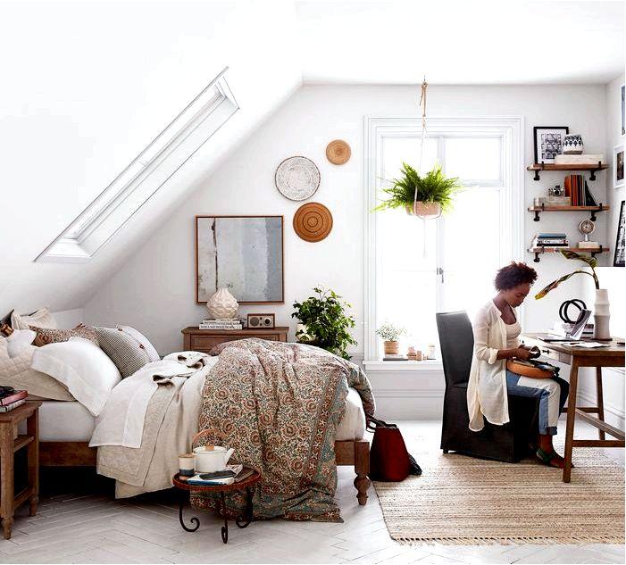 Идеи для украшения домашнего офиса