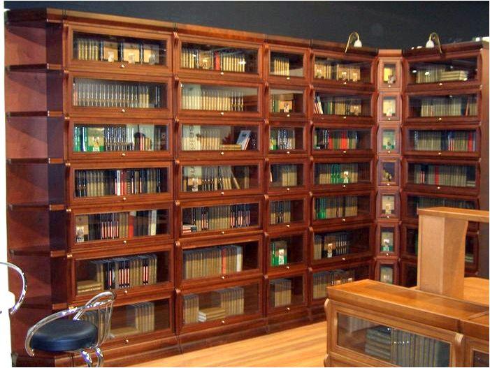 Какую мебель выбираем для домашней библиотеки