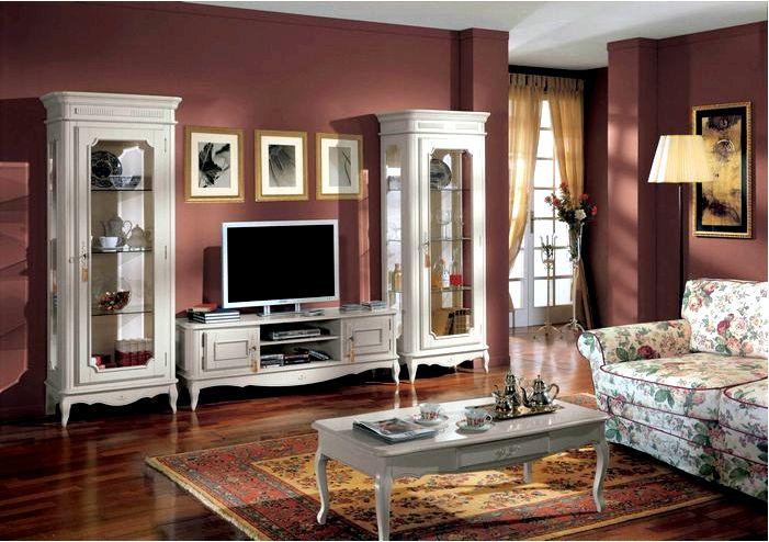 Мебель для гостиной - какой она должна быть