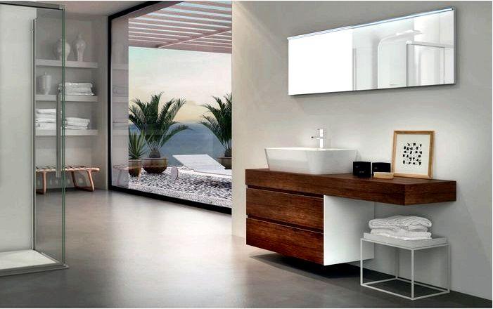 Мебель для ванной и кухни - какую выбрать