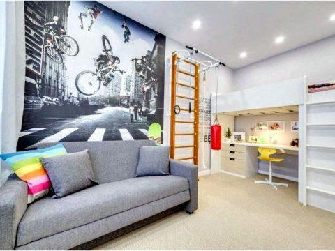 Как оформить молодежную комнату? Лучшее вдохновение и рекомендации