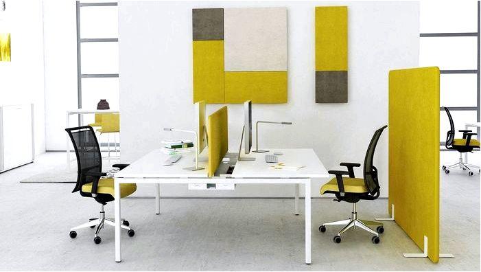 Офисная мебель - элегантная и функциональная