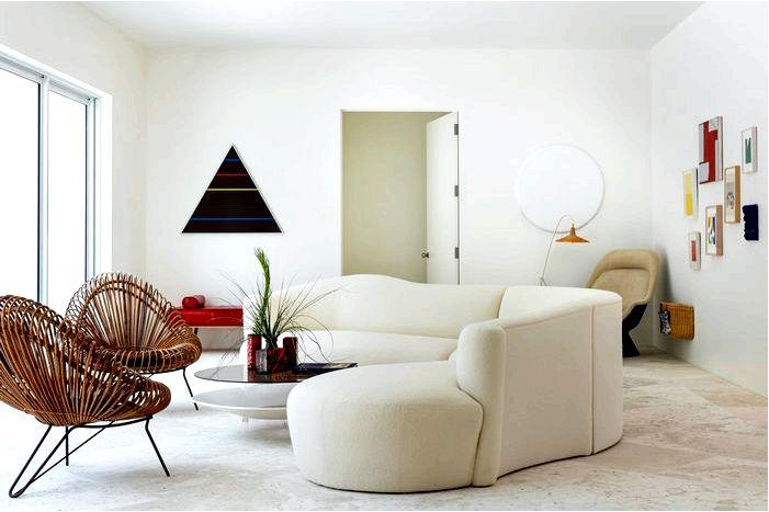 Последние тенденции в мебели