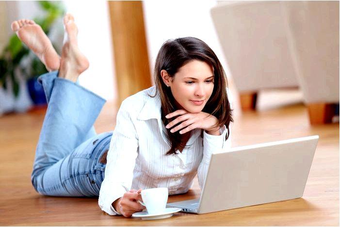 Работа из дома и зарабатывание денег в Интернете