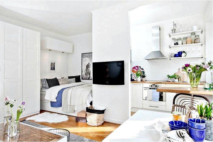 Сделайте свою квартиру неповторимой! - Блог о мебели