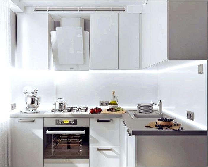 Современные и практичные кухонные шкафы