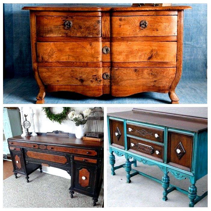 Стоит ли ремонтировать старую мебель? - Блог о мебели