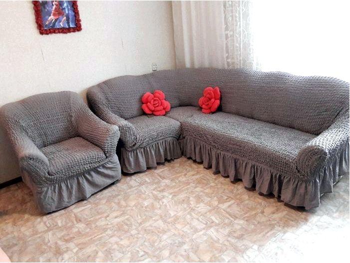 Угловой диван - новое измерение дивана