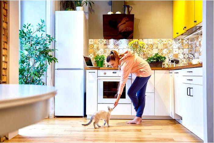 Умное хранилище. Как обустроить кухню? - Блог о мебели