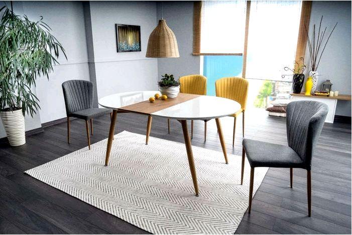 Выбираем стол и стулья