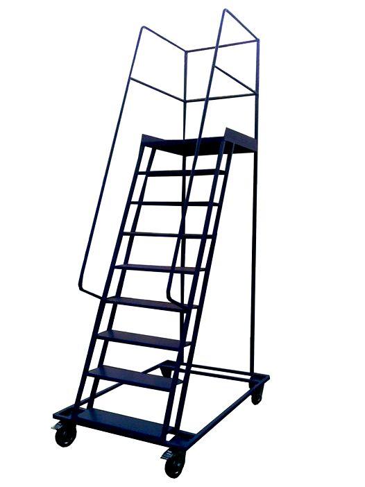 Как выбрать передвижную лестницу