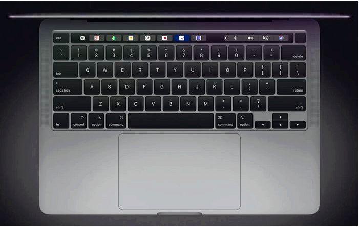 Проблема с клавиатурой MacBook Pro
