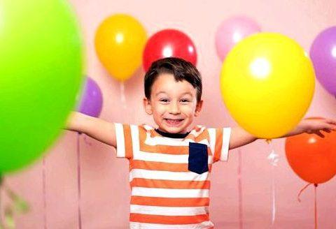 Как выбрать воздушные шары для вечеринки