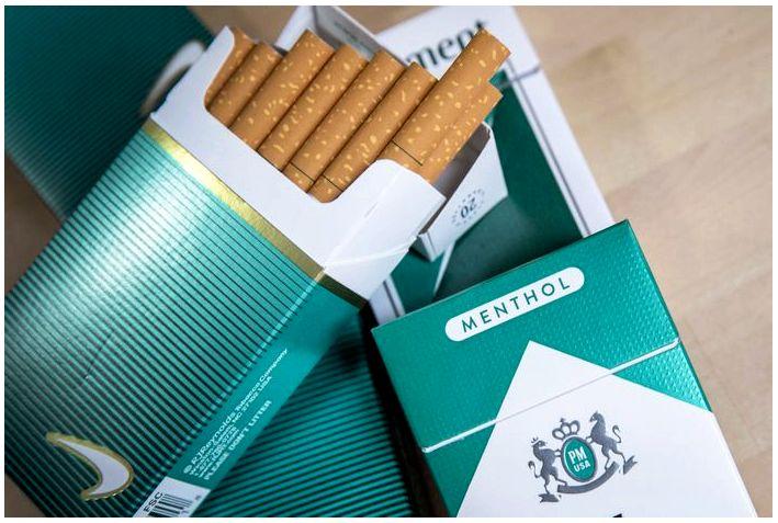 Что такое ментоловые сигареты?