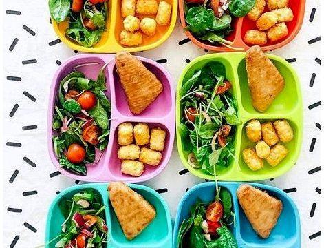 Как быстро упаковать школьный обед